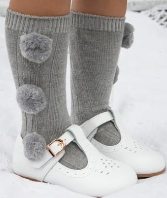 caramelo boys socks grey