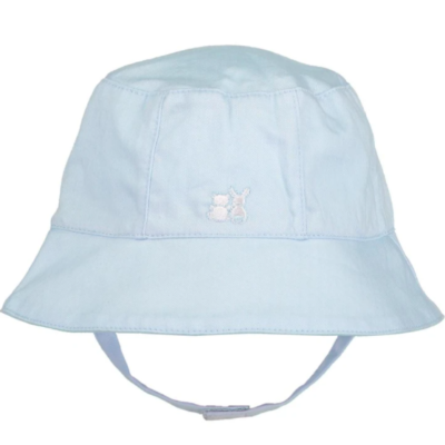 Emile Et Rose Garath Fishermans Hat Baby Blue
