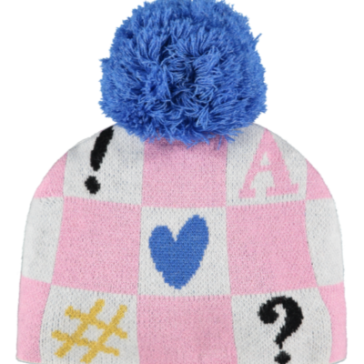 ADEE GAZETTE SHIRELY KNITTED HAT